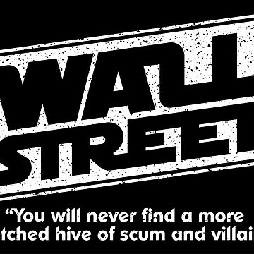 Star Wars Wall Street Wretched Hive Parody by hanshotsecond