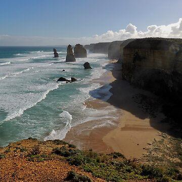The Twelve Apostles, Great Ocean Road, Victoria, Australia by kaysharp