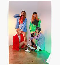 exid eclipse poster Poster