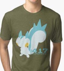 PACHIRISU! POKEMON Tri-blend T-Shirt