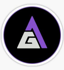 Game Attack Sticker