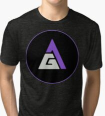 Game Attack Tri-blend T-Shirt