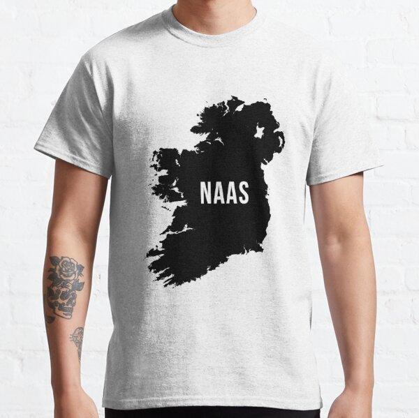 Naas, Ireland Silhouette Classic T-Shirt