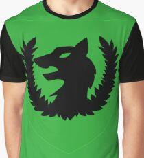 Vilkas House Heraldry Graphic T-Shirt