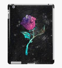Stained Glass Rose Galaxy iPad Case/Skin