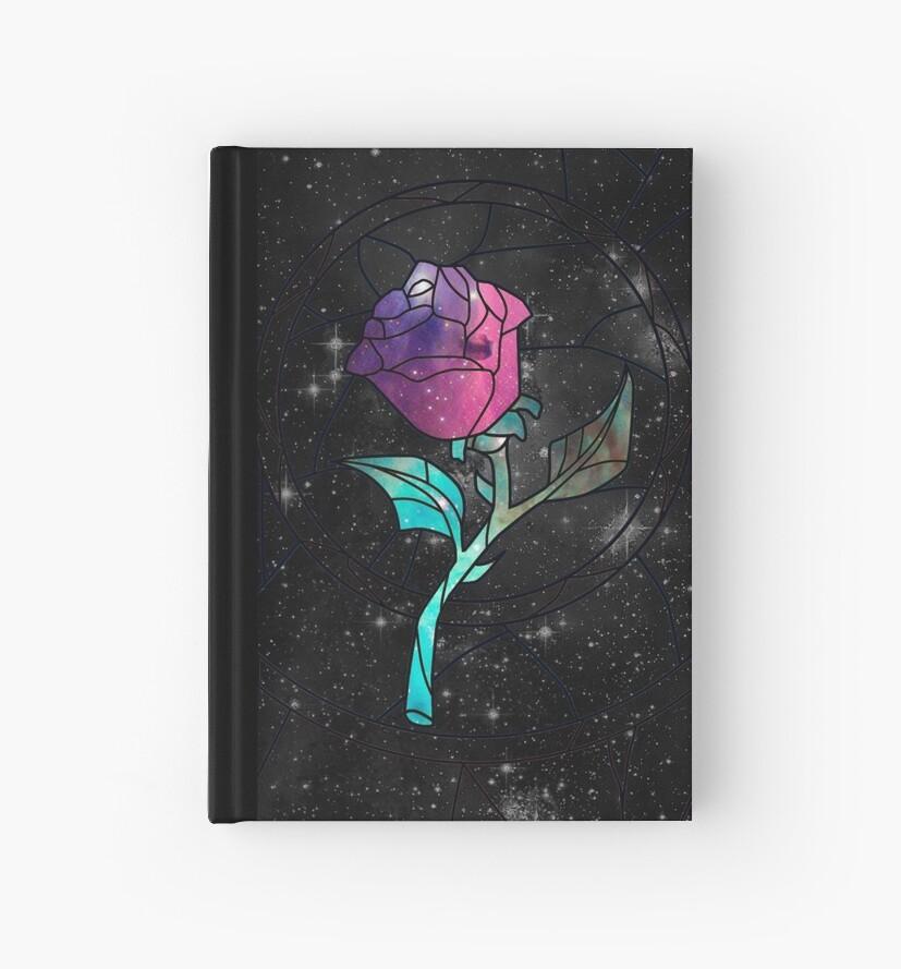 «Vitral Rose Galaxy» de rapplatt