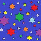 Star Pattern by Sandy1949