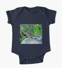 Smiling Snake One Piece - Short Sleeve