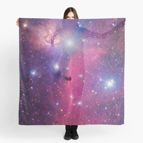 Purple Galaxy Scarf
