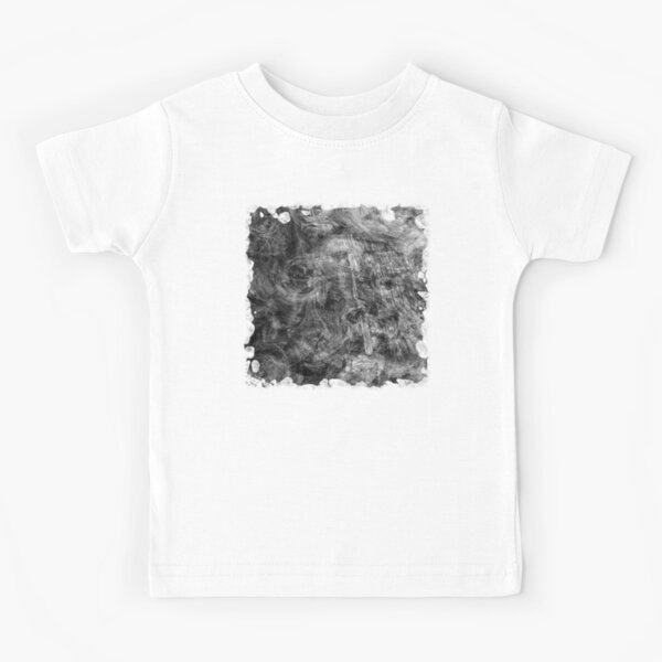 The Atlas of Dreams - Plate 26 (b&w) Kids T-Shirt