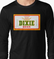 DIXIE BEER OF NEW ORLEANS Long Sleeve T-Shirt