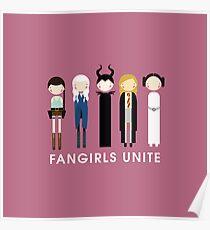 Fangirls Unite #RBSTAYCAY Poster