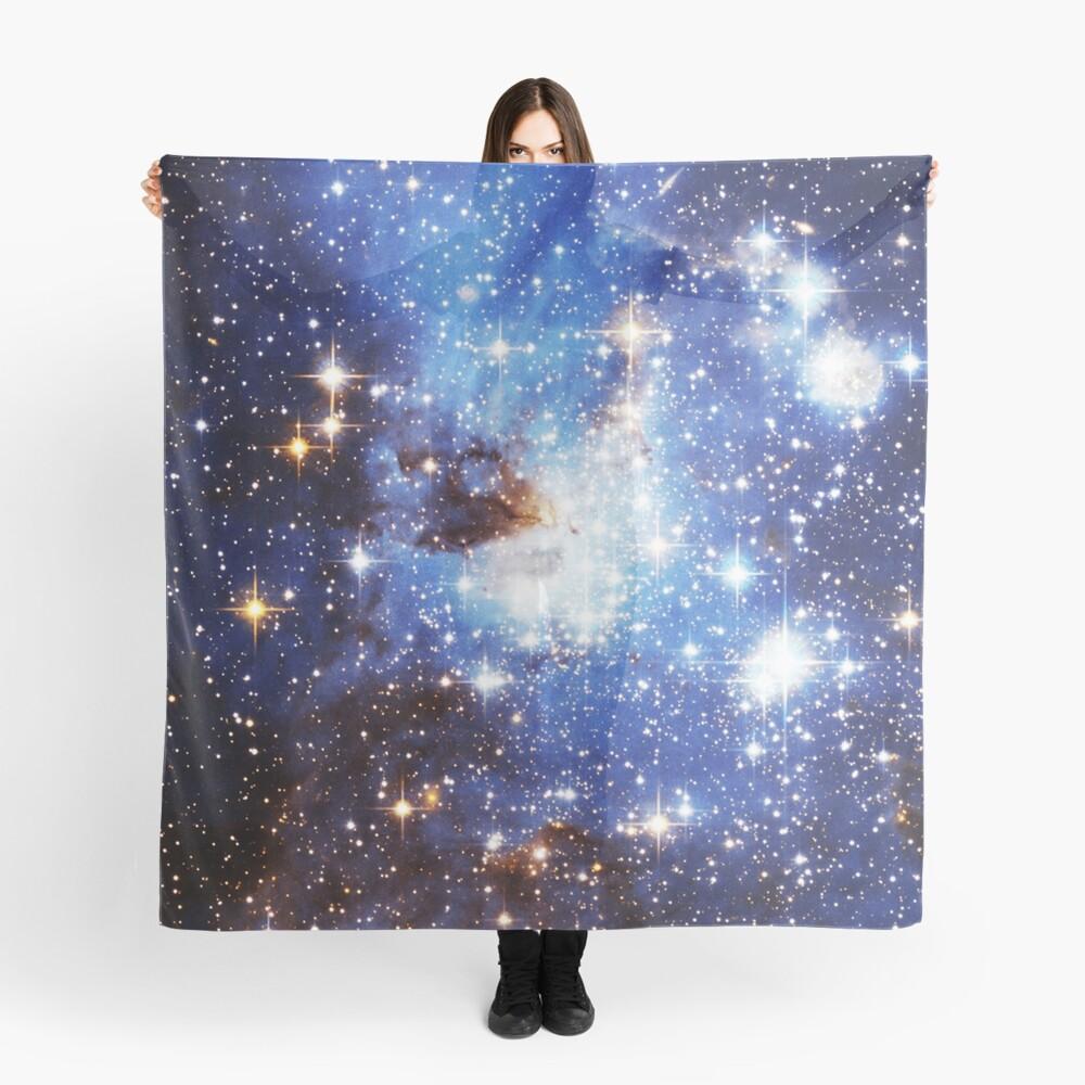 Blaue Galaxie 3.0 Tuch