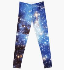 Blue Galaxy 3.0 Leggings