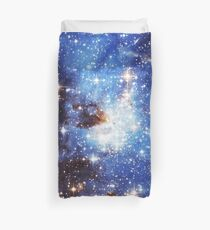 Blue Galaxy 3.0 Duvet Cover