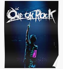 one ok rock Poster
