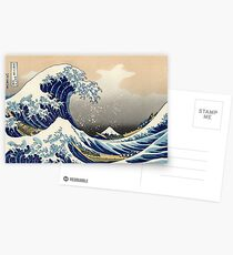 Great Wave Postcards