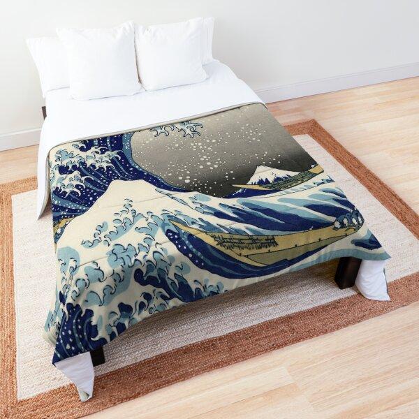 Great Wave Comforter