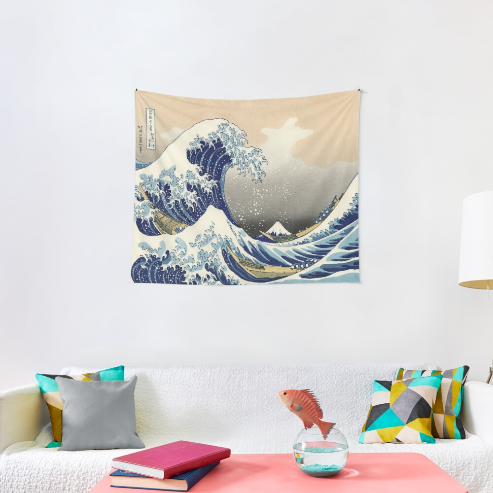 Great Wave Tapestry