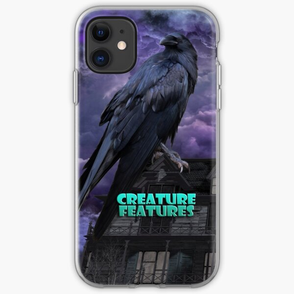 Raven House iPhone Soft Case