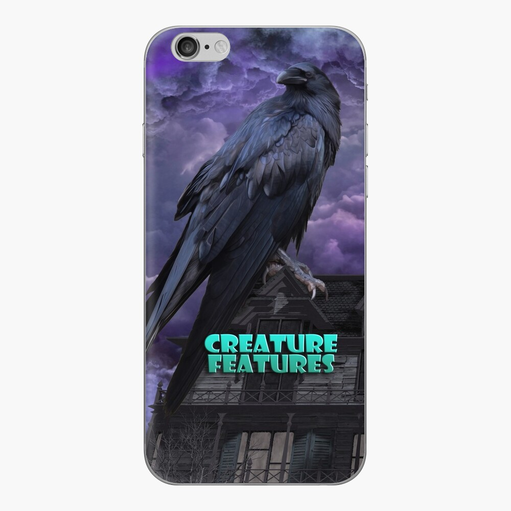 Raven House iPhone Skin