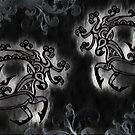 SCYTHIAN DEER TATTOO III by Sheridon Rayment