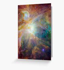 Galaxy Rainbow v2.0 Greeting Card