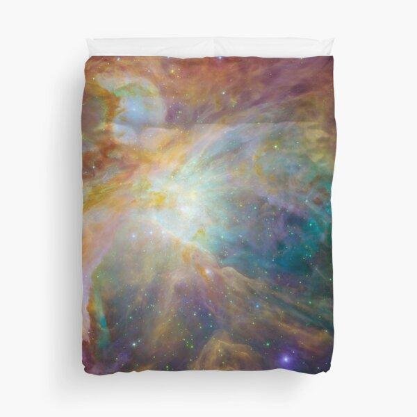 Galaxy Rainbow v2.0 Duvet Cover