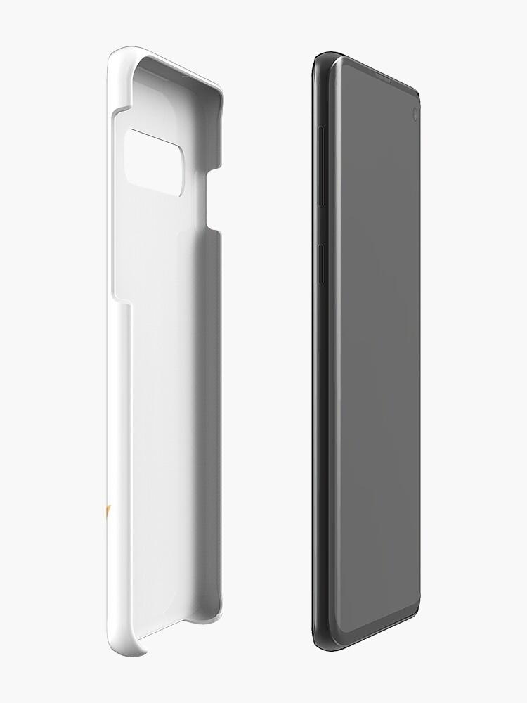 Vista alternativa de Funda y vinilo para Samsung Galaxy Aquí viene Spyro