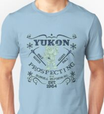 Yukon Prospecting and Bumble Reforming T-Shirt