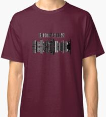 Cityscape, buildings, skyscrapers, skyline, urban jungle Classic T-Shirt