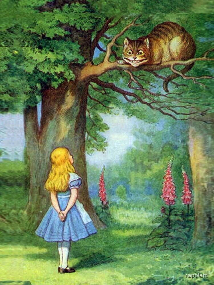 Chesire Cat by rapplatt