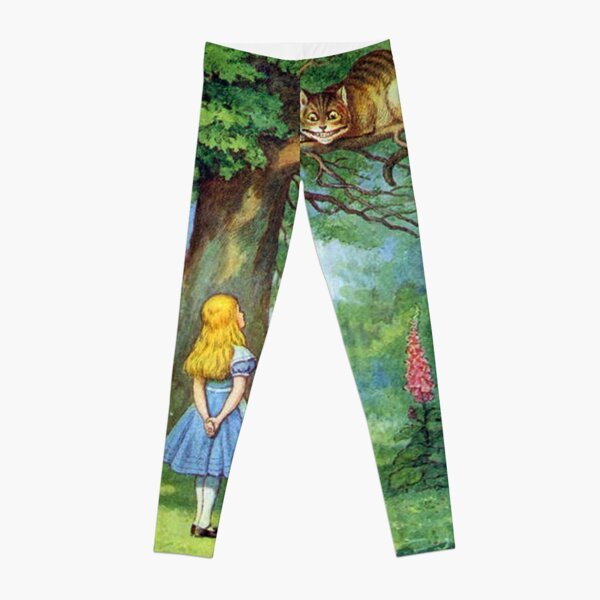Chesire Cat Leggings