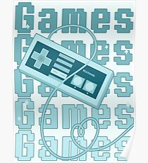 Games!!! Poster