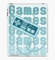 Games!!! iPad Case/Skin