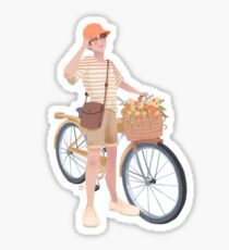 Special Delivery! Sticker