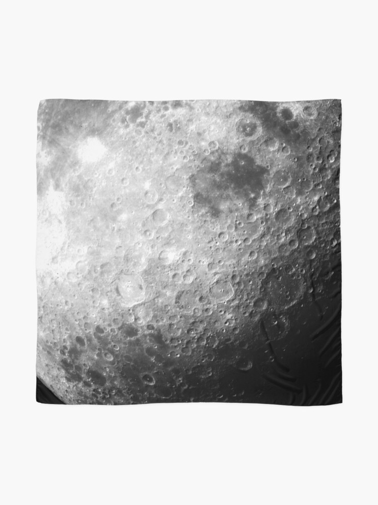 Alternate view of Moon Scarf