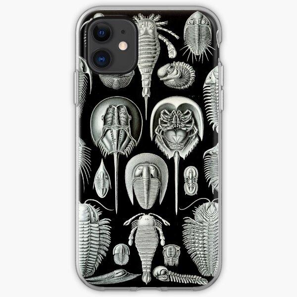 Haeckel Trilobite iPhone Soft Case