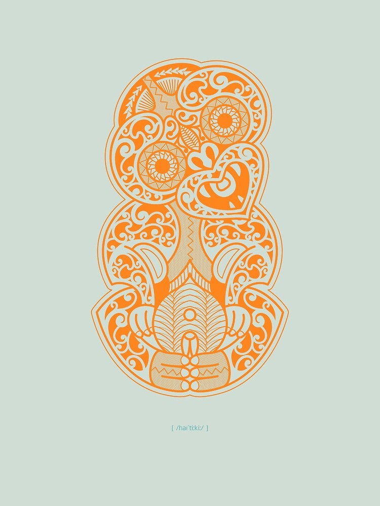 Hei Tiki by Thoth-Adan
