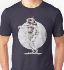 Retro Astro Zombie Unisex T-Shirt