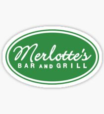 Merlotte's Bar and Grill - True Blood Sticker