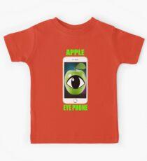 Eye Phone Kids Tee
