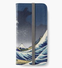 Great Wave: Kanagawa Night iPhone Wallet/Case/Skin