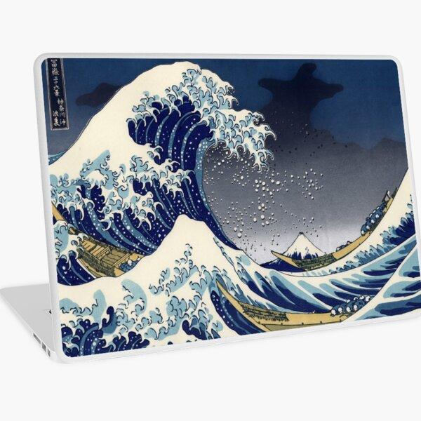 Great Wave: Kanagawa Night Laptop Skin