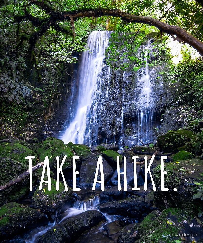 Take a hike - New Zealand Travel Series by unikatdesign