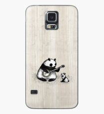 Banjo Panda Case/Skin for Samsung Galaxy