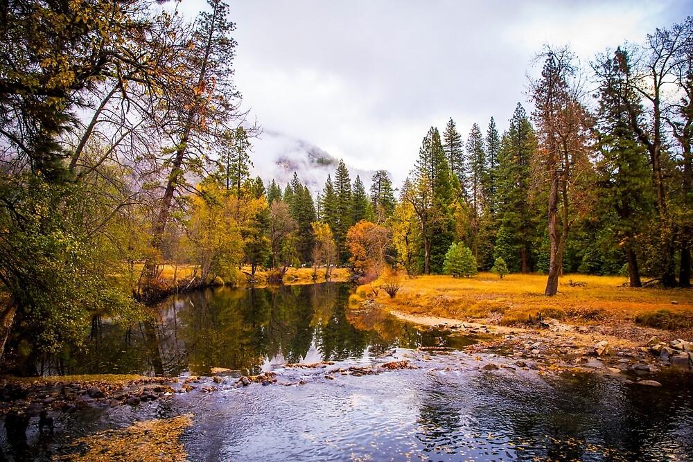 Yosemite Fall 3 by gerardofm4