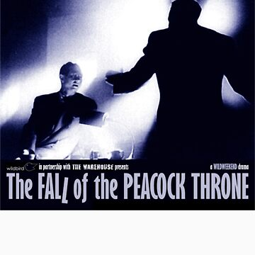 The Fall of the Peacock Throne by storeman