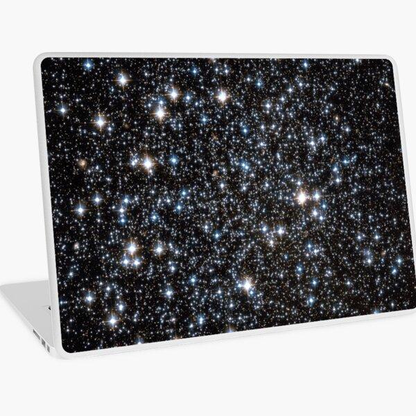 Glitter Galaxy Laptop Skin