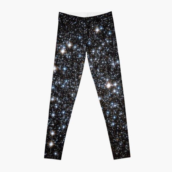 Glitter Galaxy Leggings